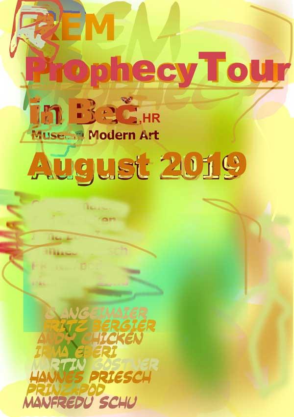 REM Prophecy Tour